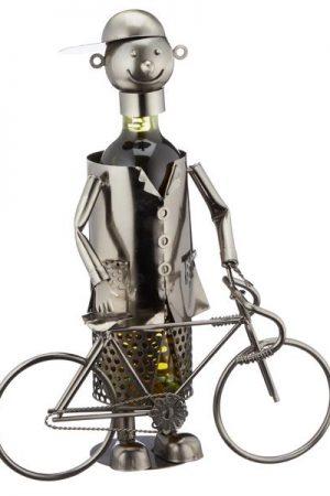 44367- wijnfleshouder fiets