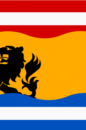 Zeeuws Vlaamse vlag (div. maten)