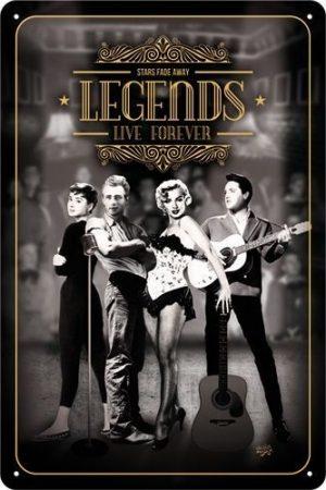 Metalen-bord-legends-1